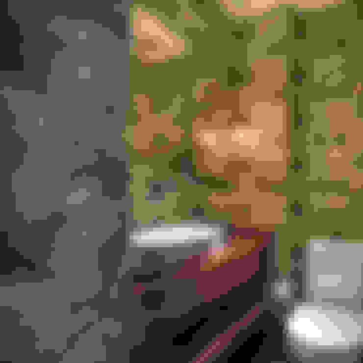 Baños de estilo  por Alma em Design