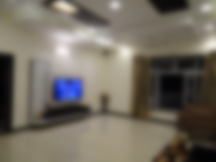 غرفة المعيشة تنفيذ Hasta architects