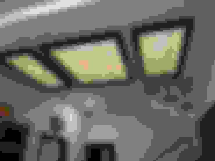 غرفة السفرة تنفيذ Hasta architects