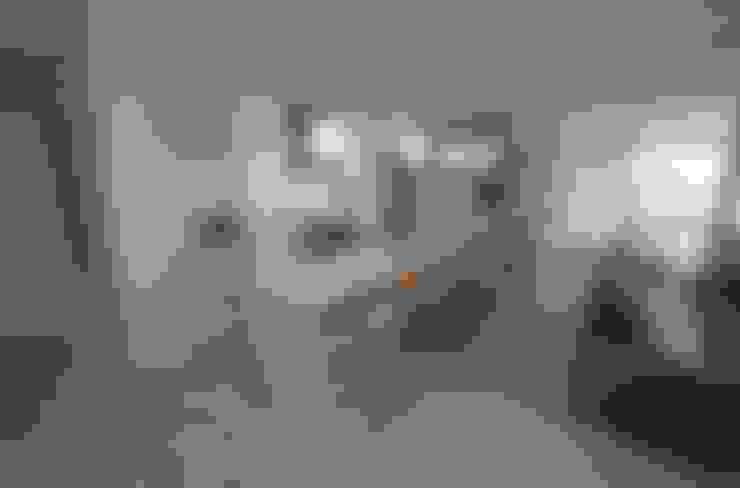 مطبخ تنفيذ BHD Interiors