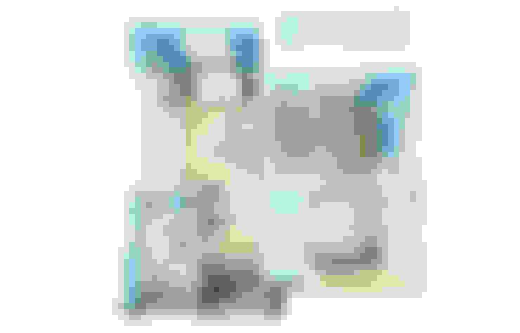 Интерьерный Шоу-рум в ЭЖК ASTRA: Стены в . Автор – Indika-art