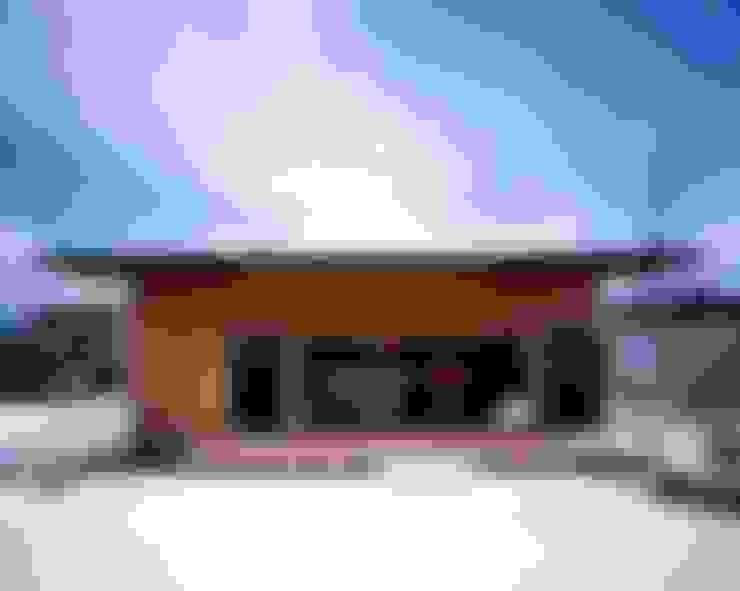 Terrasse de style  par TENK
