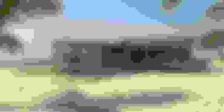 Club house de playa: Casas de estilo  por Nicolás Bello