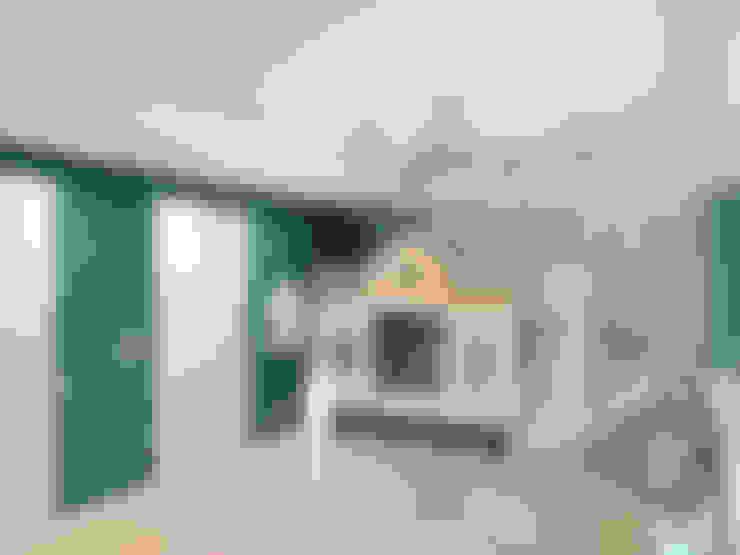 غرفة الاطفال تنفيذ Center of interior design