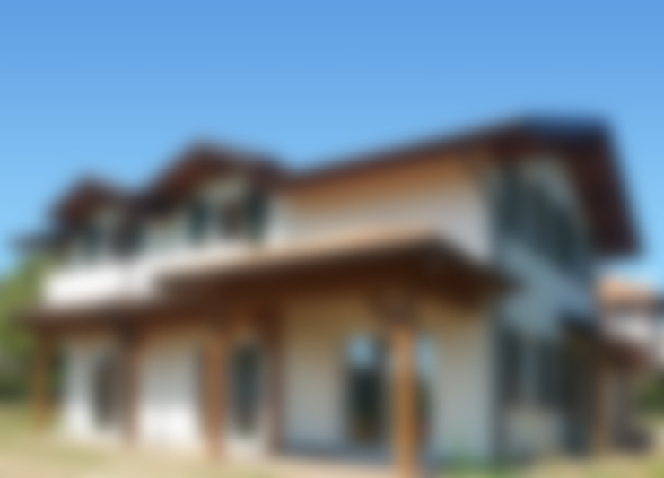 Casas de estilo  por Marlegno