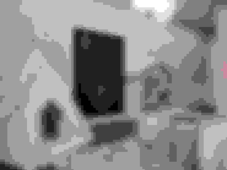 Визуализации проекта на 130 кв.м. в Сургуте: Детские комнаты в . Автор – Alyona Musina