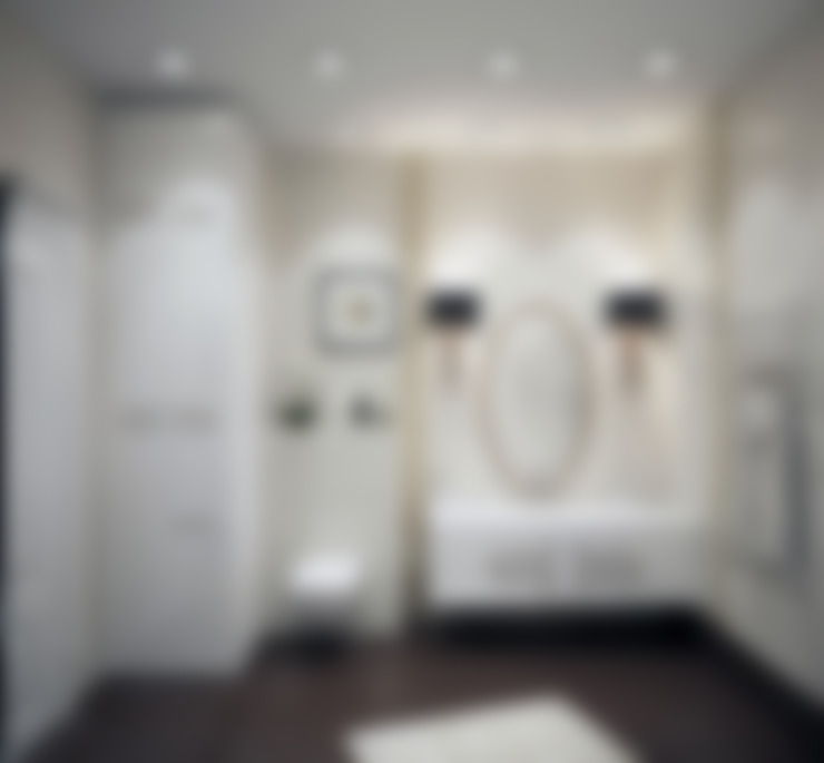浴室 by СТУДИЯ   'ДА' ДАРЬИ АРХИПОВОЙ
