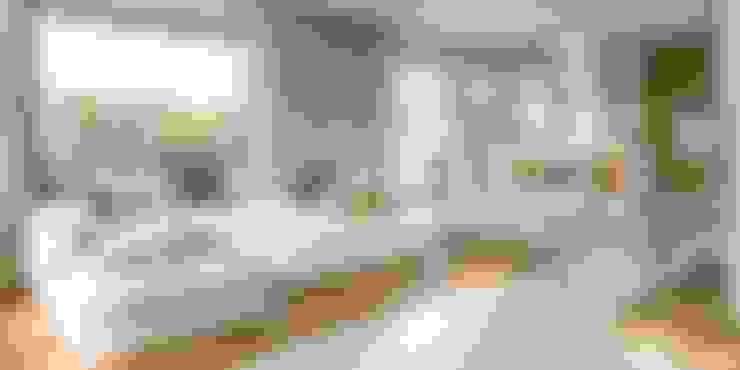 Soggiorno in stile  di HomeKONCEPT | Projekty Domów Nowoczesnych