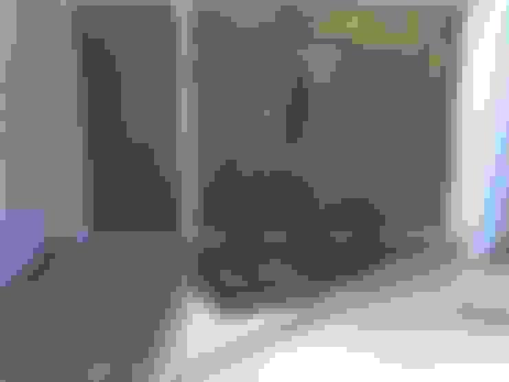 庭院 by Borges Arquitetura & Paisagismo