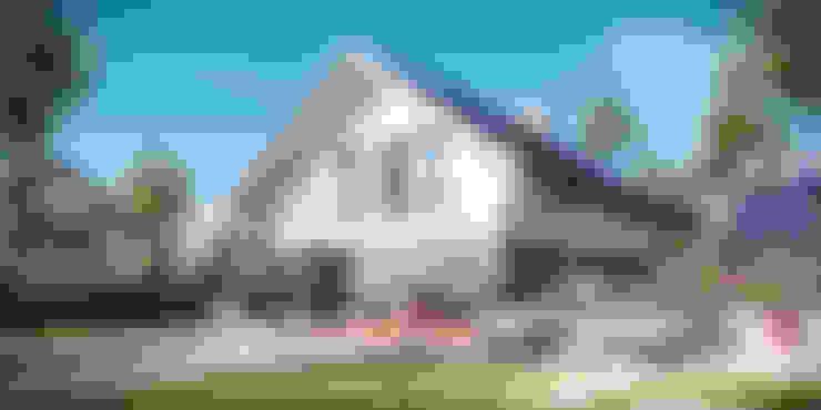 Häuser von HomeKONCEPT | Projekty Domów Nowoczesnych