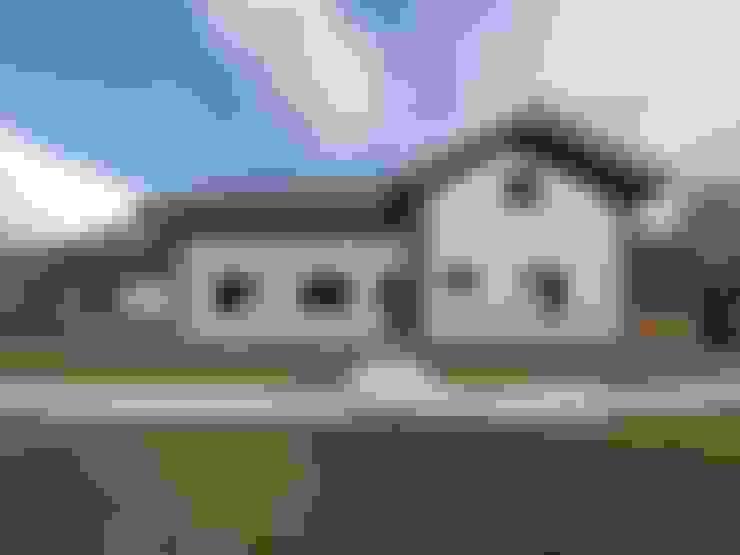 Casas de estilo  por META-architects архитектурная студия