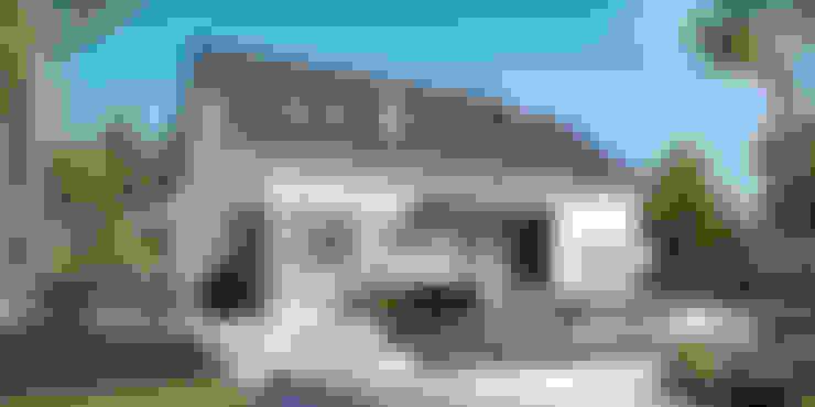 Projekt domu HomeKONCEPT-22: styl , w kategorii Domy zaprojektowany przez HomeKONCEPT   Projekty Domów Nowoczesnych
