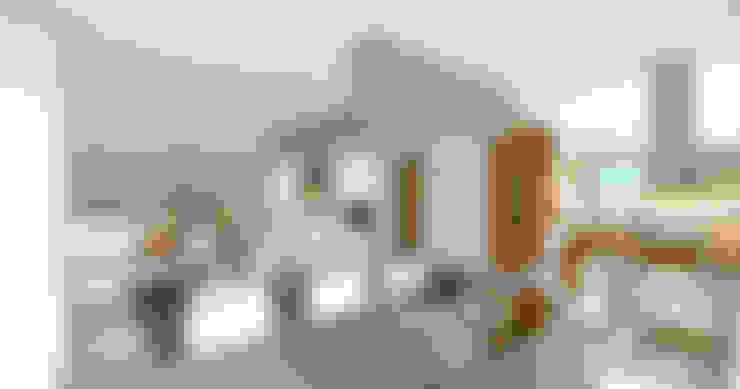 HomeKONCEPT | Projekty Domów Nowoczesnych:  tarz Yemek Odası