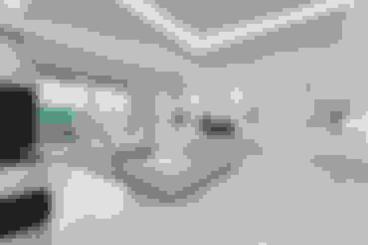 Living room by EF_Archidesign