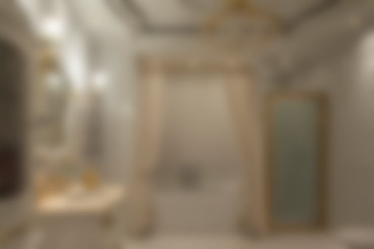 Bathroom by Архитектурная мастерская Бориса Коломейченко
