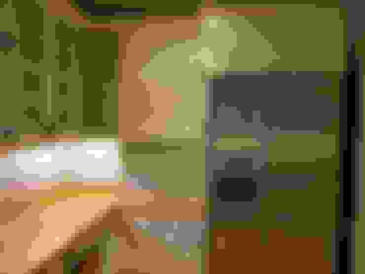 Kitchen by İndeko İç Mimari ve Tasarım