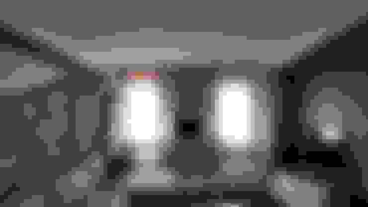 Livings de estilo  por Studio Ph09 (progress house)