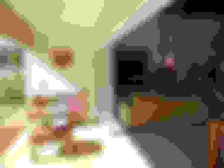 Ruang Keluarga by Lozí - Projeto e Obra