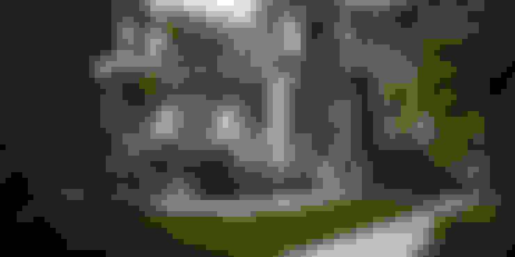 Проект дома в классическом стиле: Tерраса в . Автор – Way-Project Architecture & Design