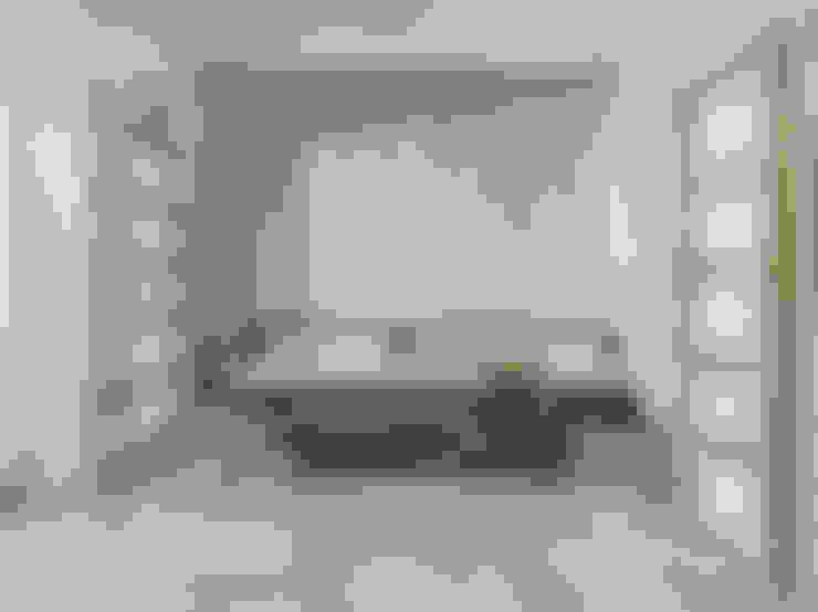 غرفة المعيشة تنفيذ Fabien Charuau Photography