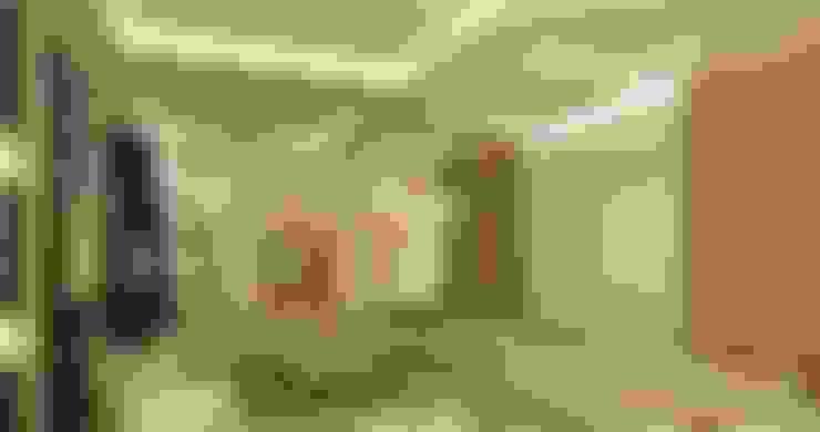 Living room تنفيذ rashaatalla