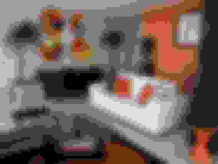Salas de estar  por Atelier  Ana Leonor Rocha