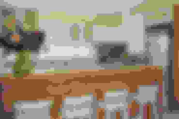 Lozí - Projeto e Obraが手掛けたキッチン