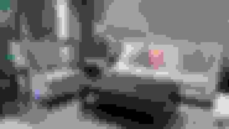 Riverclub Estate:  Living room by CKW Lifestyle Associates PTY Ltd