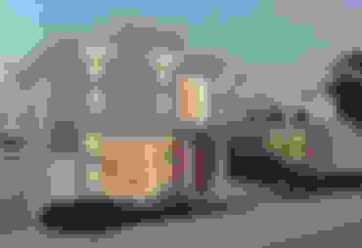 Projekty,  Domy zaprojektowane przez THEROOM ARQUITETURA E DESIGN