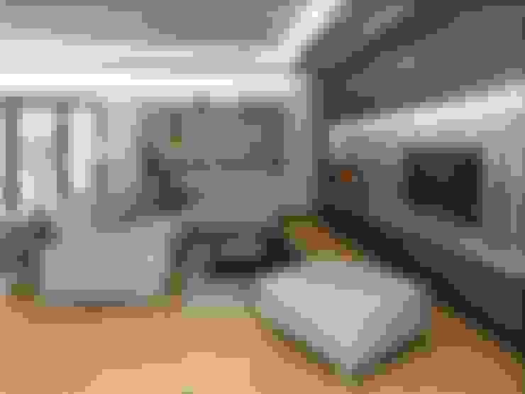 Salones de estilo  de VERO CONCEPT MİMARLIK