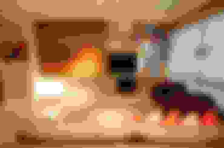 Estar: Salas de estar  por João Linck   Arquitetura