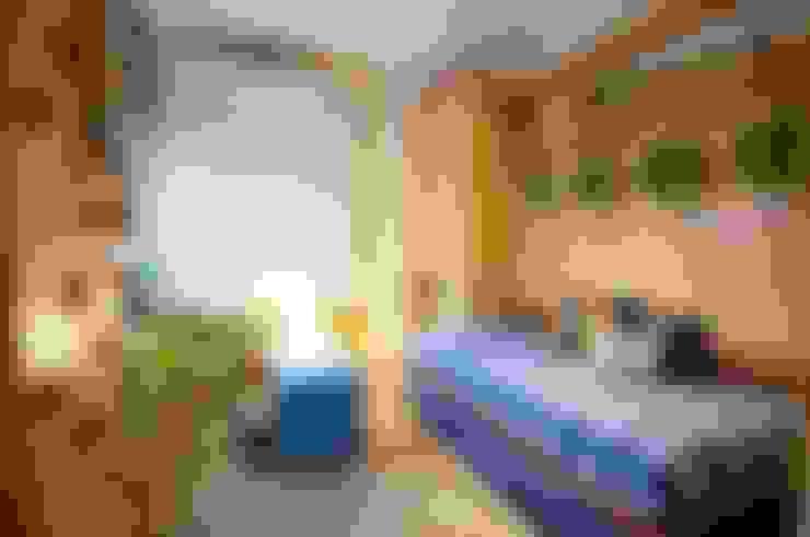 Dormitório filho: Quarto infantil  por João Linck   Arquitetura