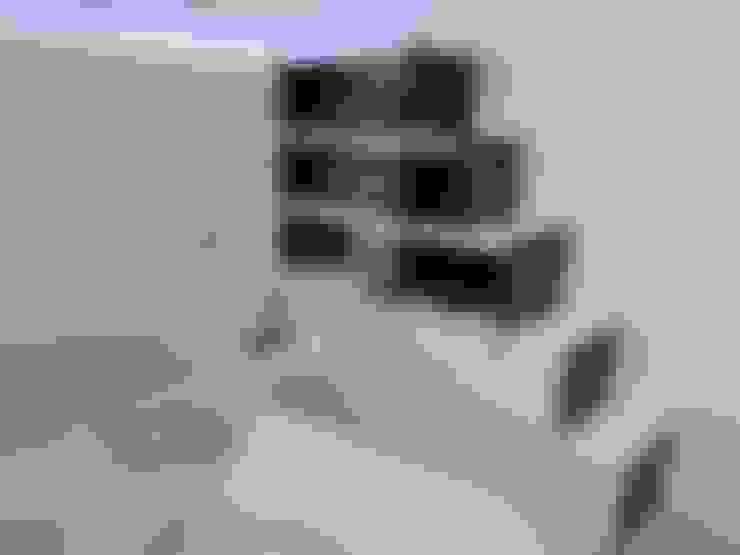 غرفة نوم تنفيذ CARLO CHIAPPANI  interior designer