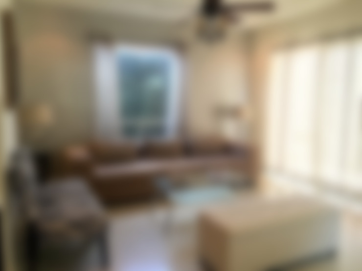 غرفة المعيشة تنفيذ Espacios que Inspiran