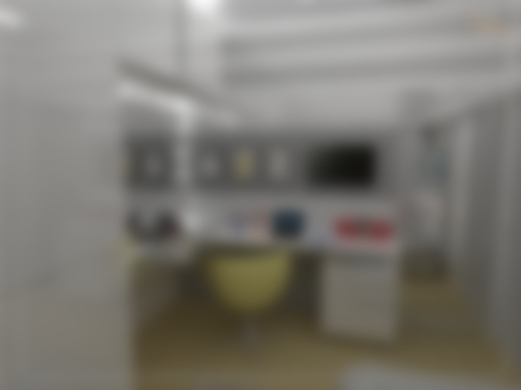 Bedroom by Humanize Arquitetura