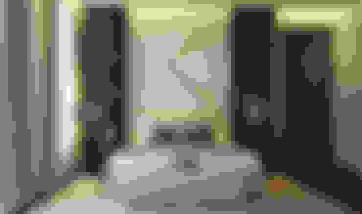 Camera da letto in stile  di Марина Анисович, студия NEUMARK