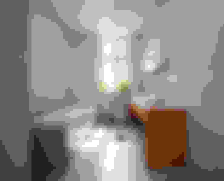 ห้องน้ำ by Britta Weißer Innenarchitektur