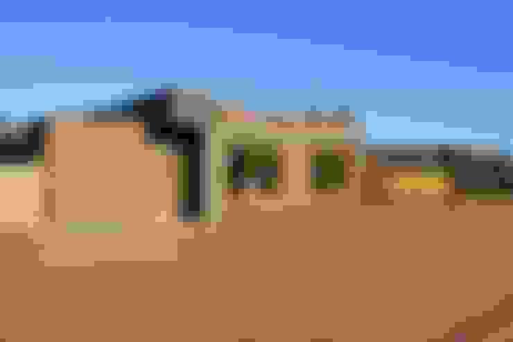Дома в . Автор – Casas Metal