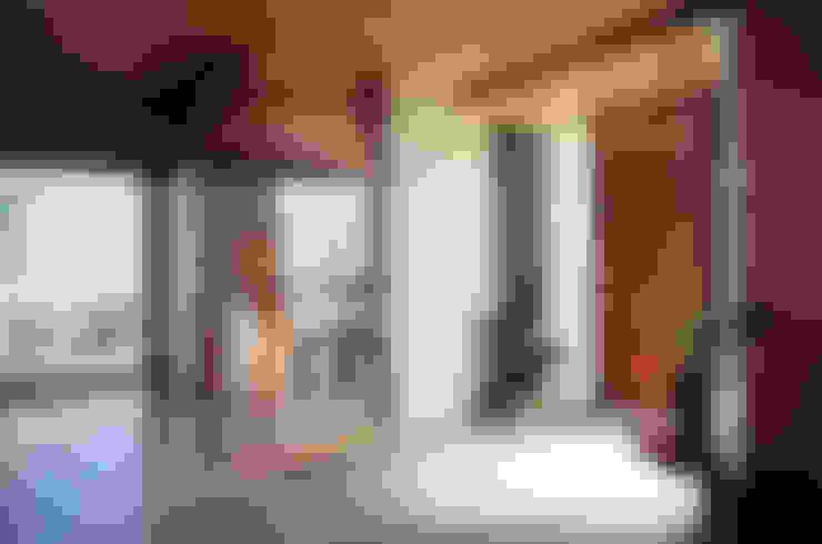 الممر والمدخل تنفيذ シーズ・アーキスタディオ建築設計室