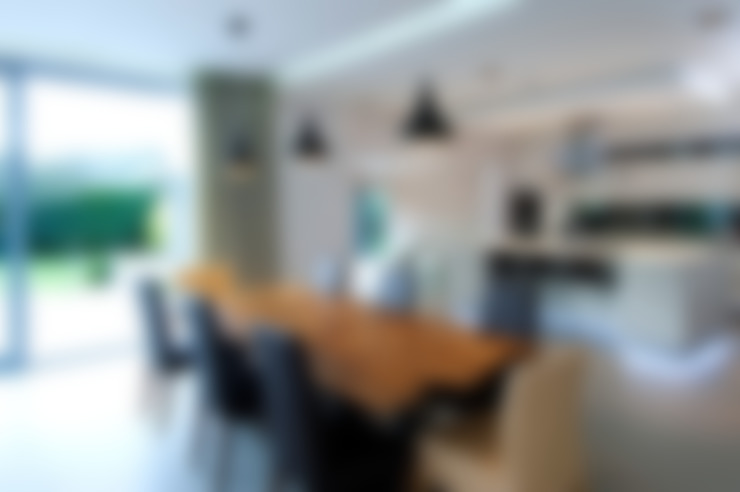 Столовые комнаты в . Автор – Des Ewing Residential Architects