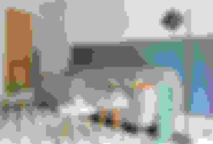 Livings de estilo  por Studio Binnen