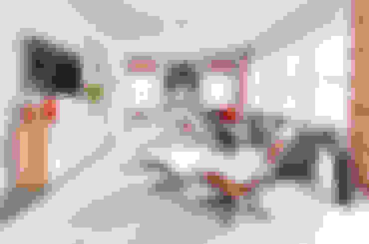 Salas / recibidores de estilo  por Clean Design