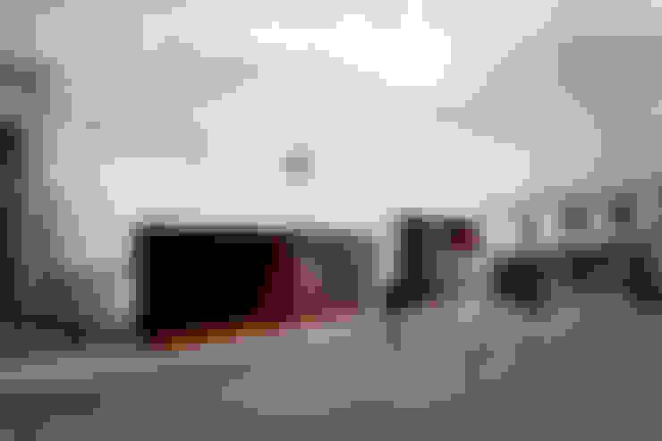 Casas CS - P+0 Arquitectura: Casas de estilo  por pmasceroarquitectura