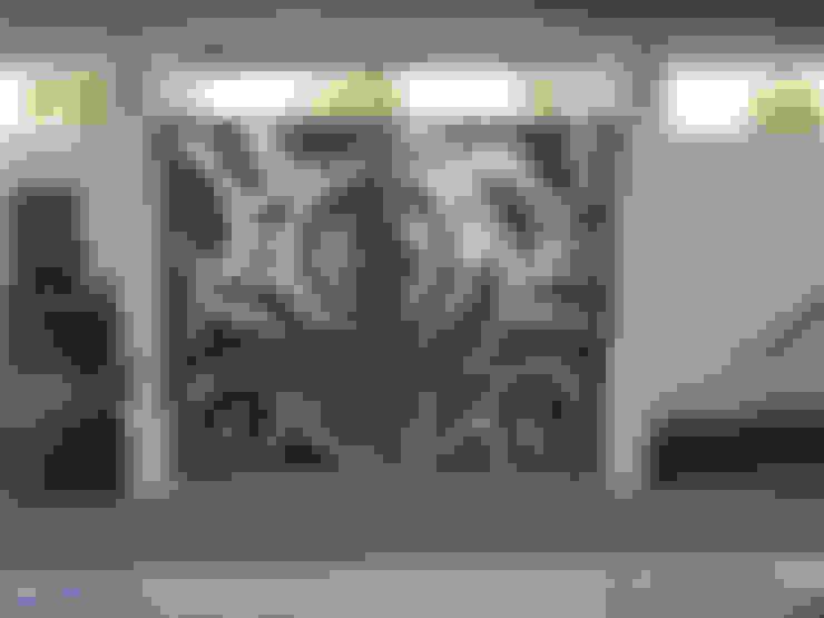 Garage Doors by NATUREL METAL FERFORJE