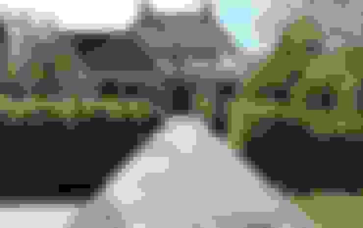 Jardines de estilo  por Joke Gerritsma Tuinontwerpen