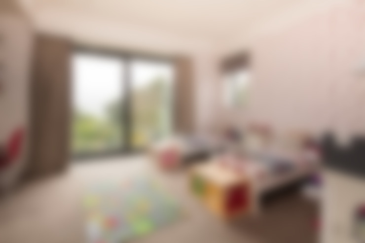 Slaapkamer door Des Ewing Residential Architects