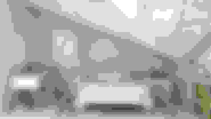 Dormitorios de estilo  por redesign lab