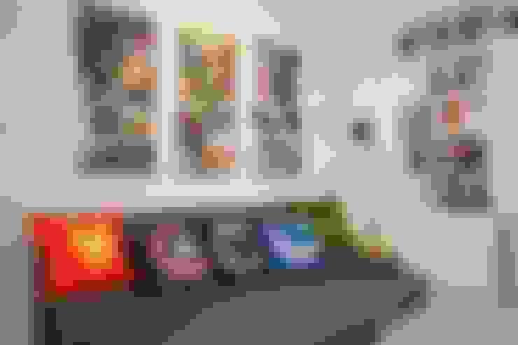 غرفة الاطفال تنفيذ Белый Эскиз