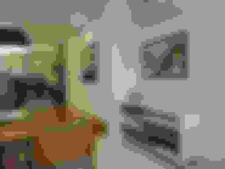 sala de jantar: Salas de jantar  por Maria Helena Torres Arquitetura e Design