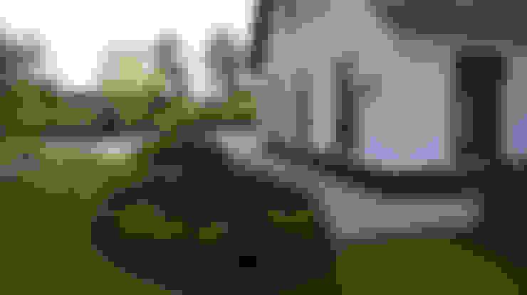 Jardines de estilo  por KLAP tuin- en landschapsarchitectuur